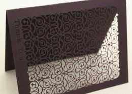 Laser Cutting - Binding and Finishing