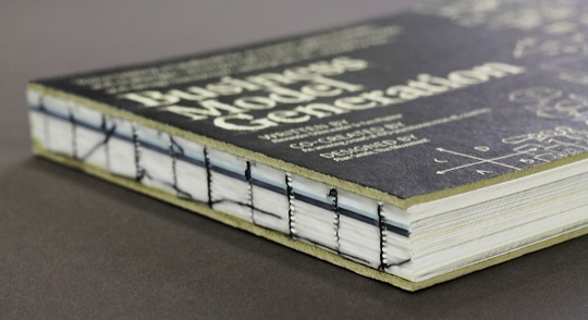 Sewing Binding Book Hardcover : Exposed smyth sewn books specialties graphic finishers