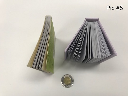 Miniature Casebound (Hardback) Books