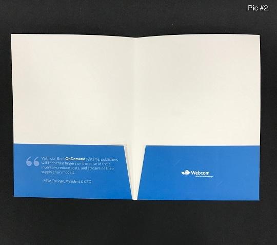Gusset Capacity Pocket Portfolio