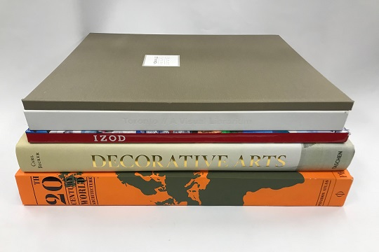 Giant Case Bound Book