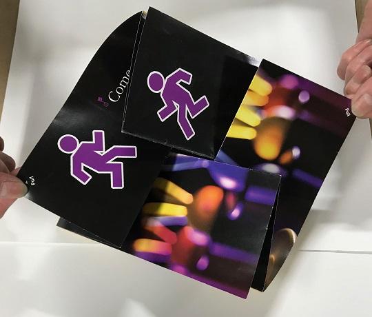 Twirl Folder