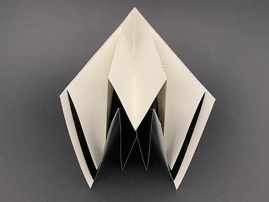 Star-Burst Folder