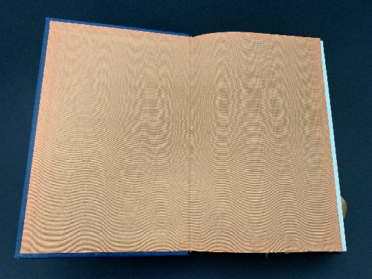 Cloth Endpapers