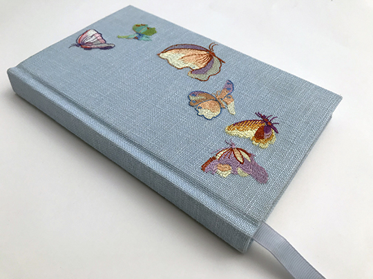 Embroidered Covers