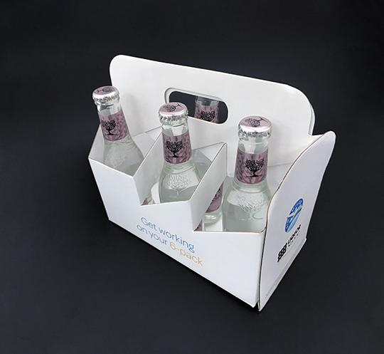 Lock Bottom Beverage Holders